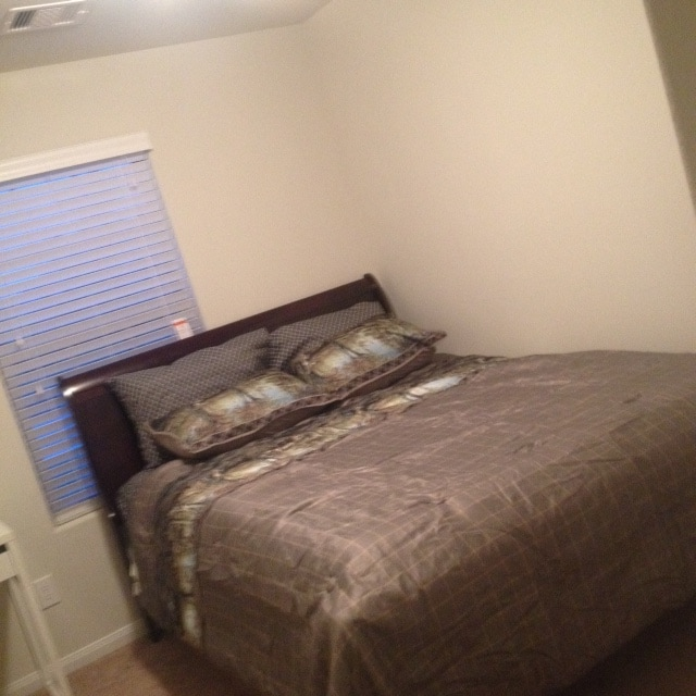 New and clean bedroom