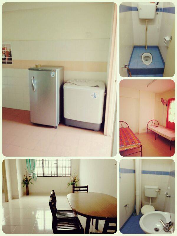 shared room in presint 11,putrajaya