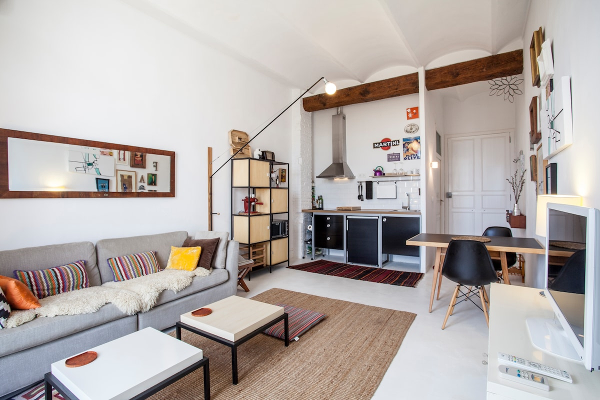 Apartamento Botanico - Torres Quart
