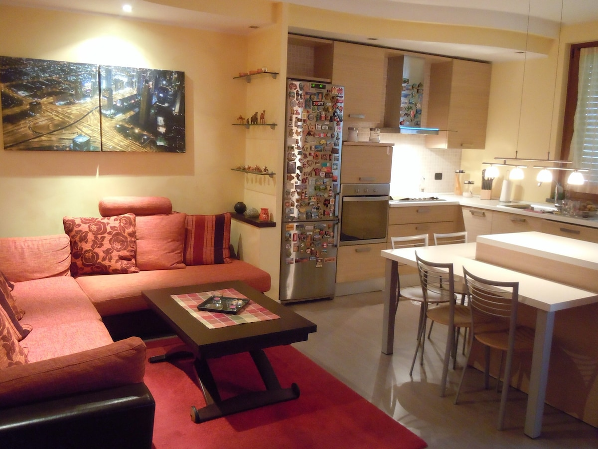 Flat in Lainate 60mq near to Expo