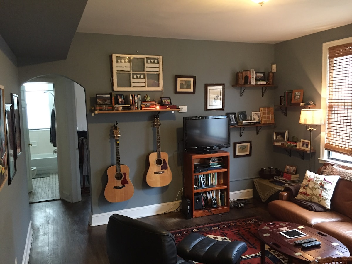 Cozy Capitol Hill East 1 BR Apt