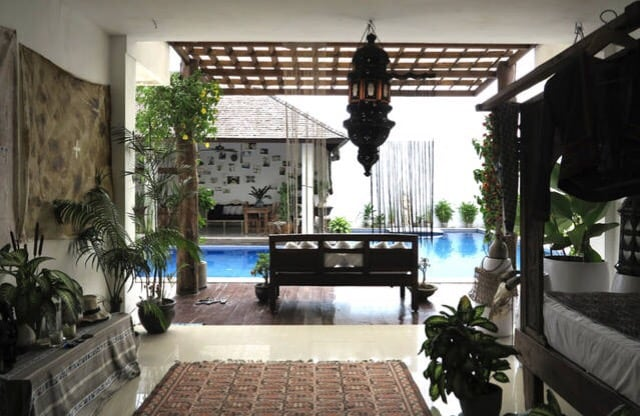 Canggu luxury Beach Front Villa