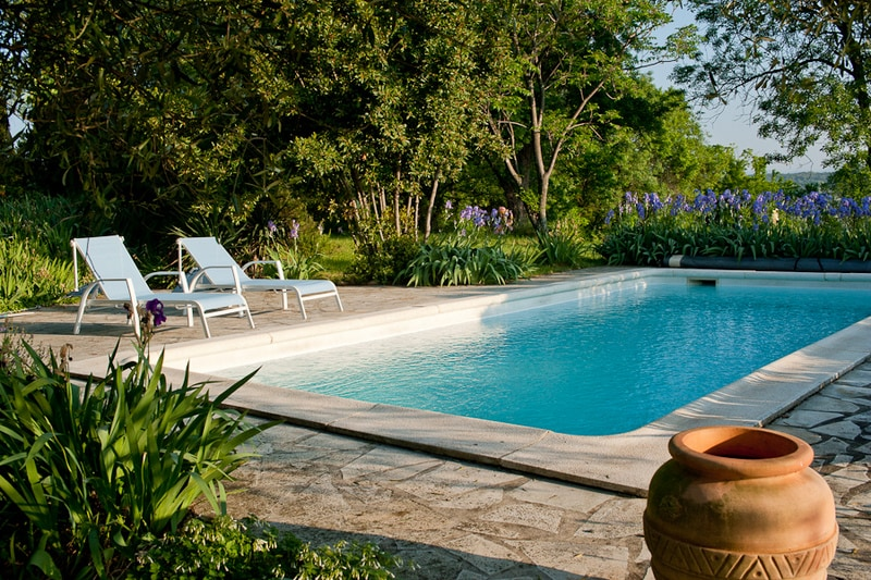 Private pool for exclusive use of guests - relax, unwind and enjoy the peaceful  countryside