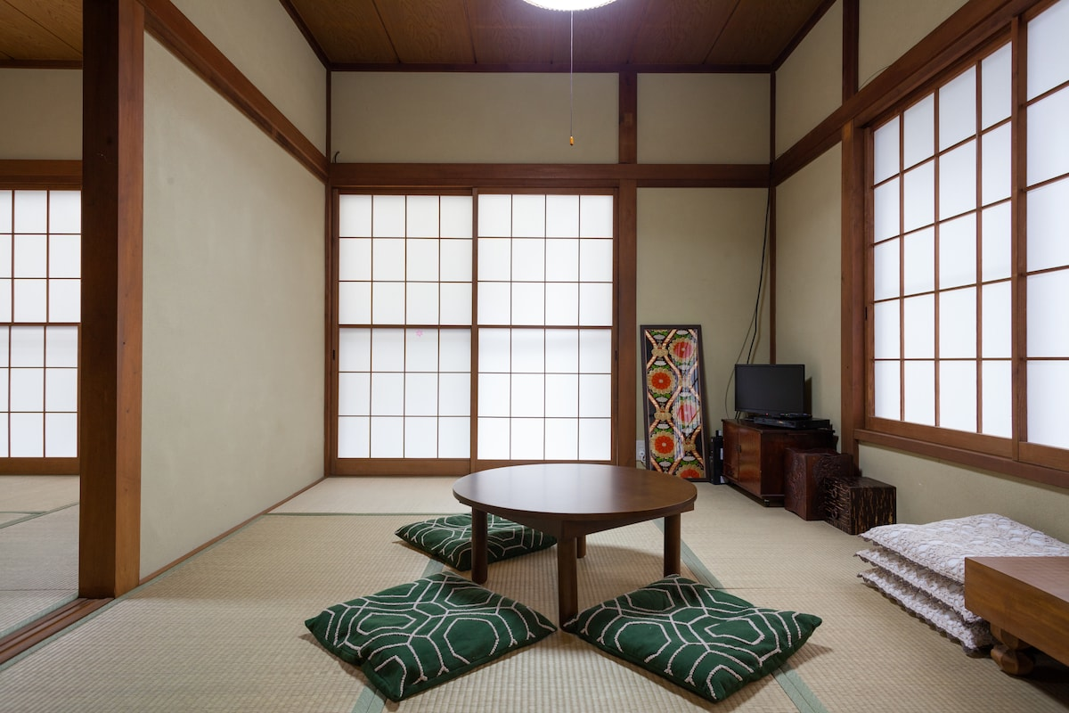 Japanese house in KAMAKURA