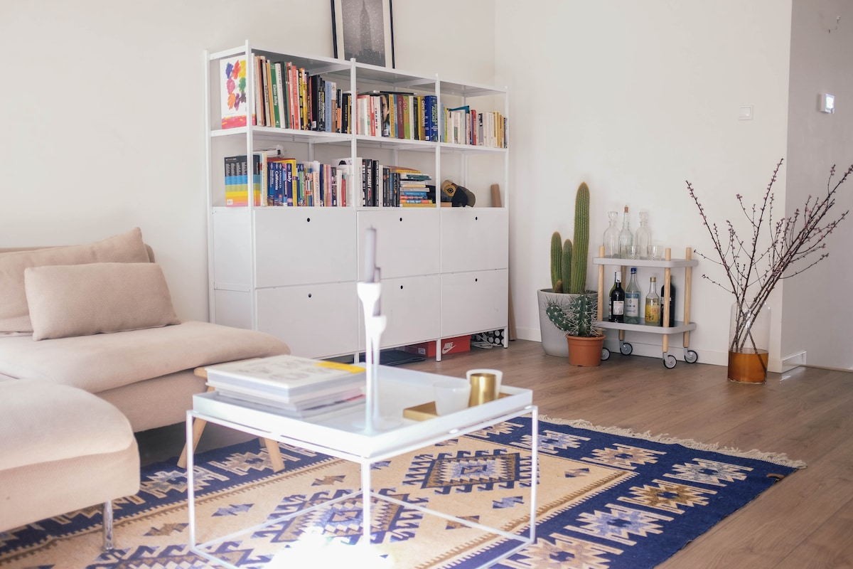 Cosy appartement in 'The Pijp' area