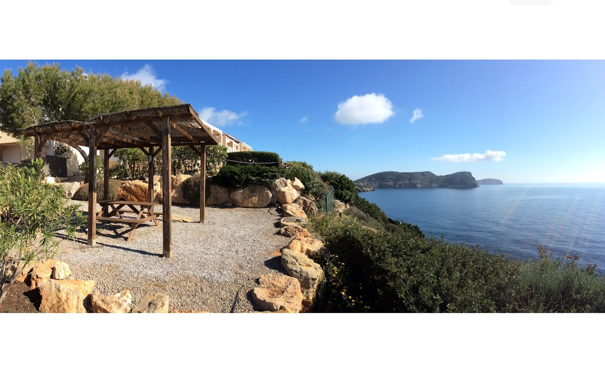 IBIZA lovely family apt. Cala Leña