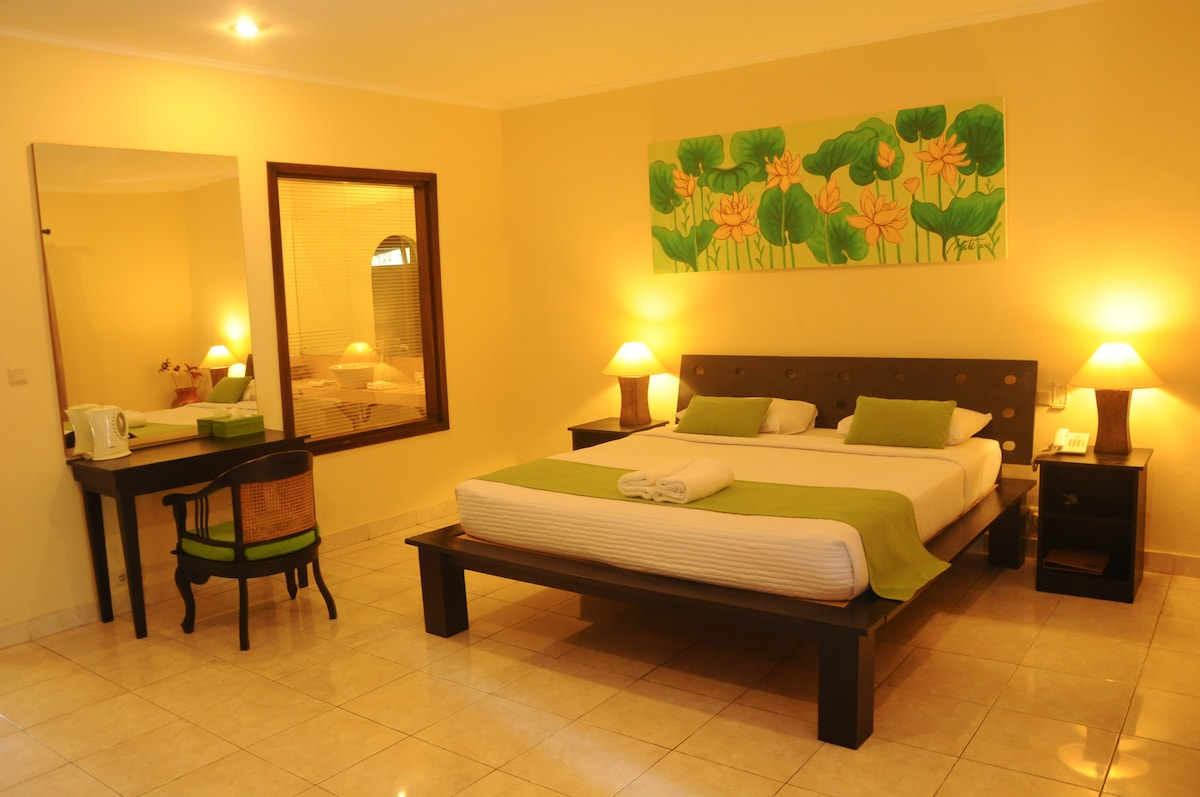 Stay in Central of Art Village Ubud
