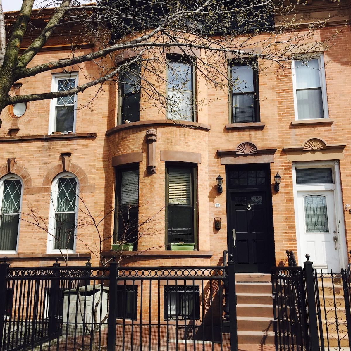 Entire Brooklyn Row House