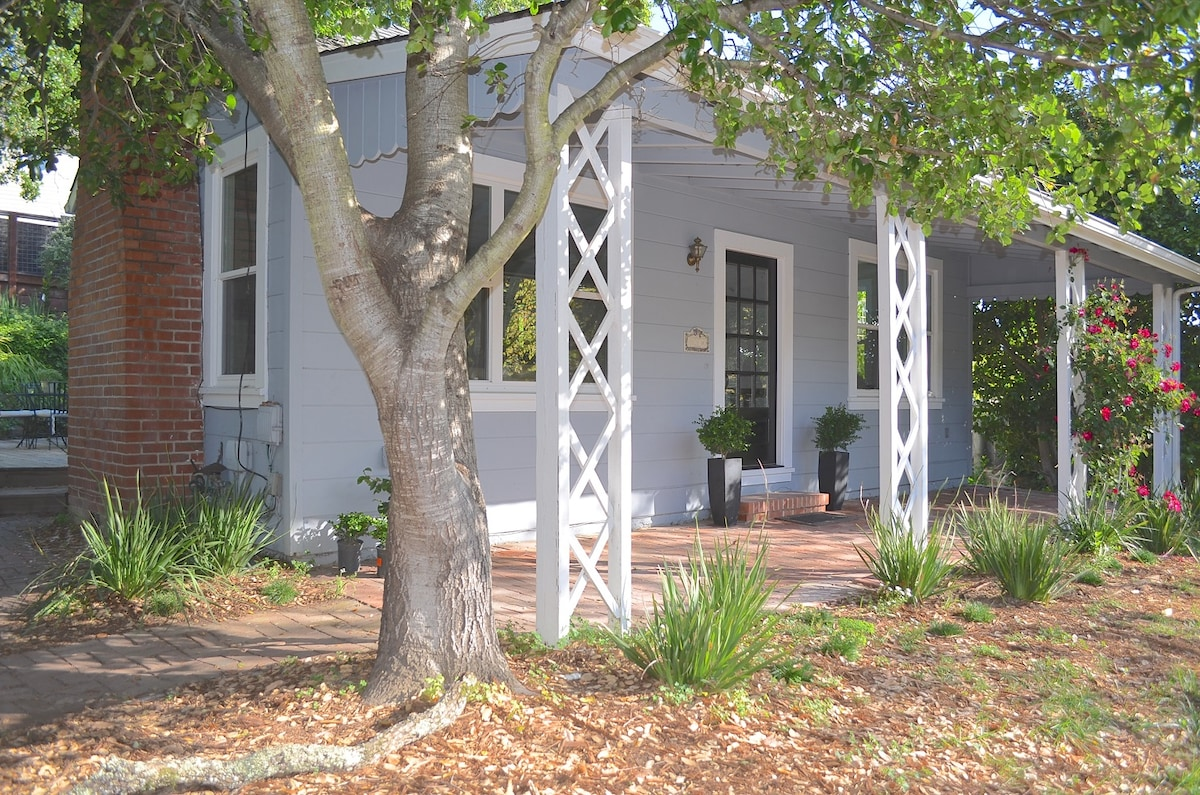 Charming cottage in Corte Madera