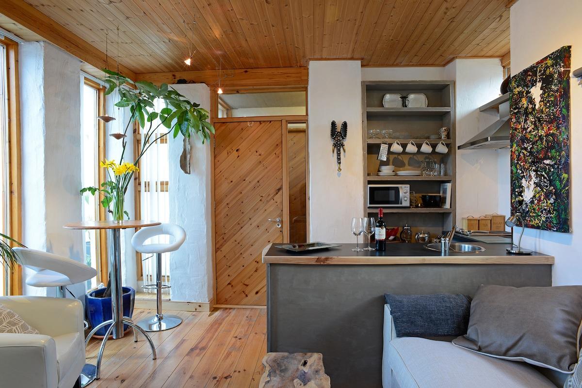 Bertra Strand Apartment, Westport
