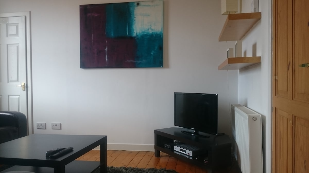 Cosy Edinburgh 1 bedroom flat