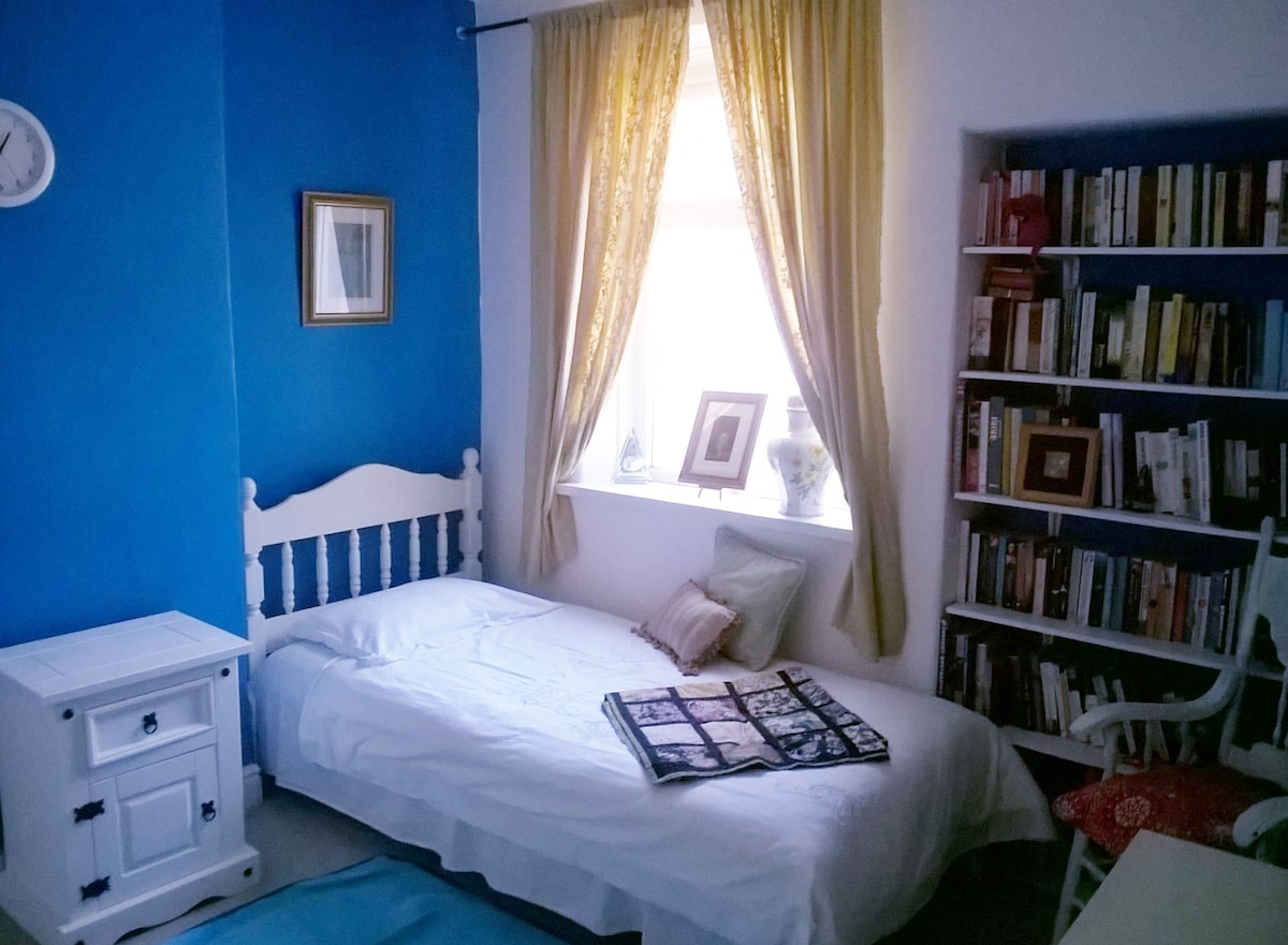 Lovely bright room, Roath, Cardiff