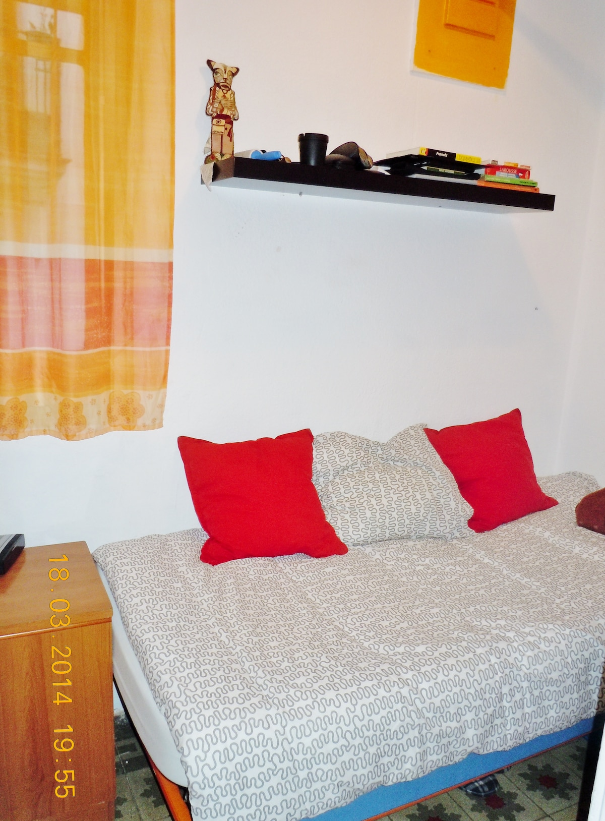 SINGLE ROOM 5MIN FROM SANTS STATION