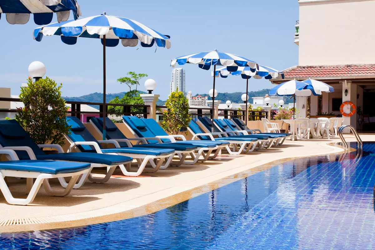 Jiraporn Hill Resort Patong Phuket