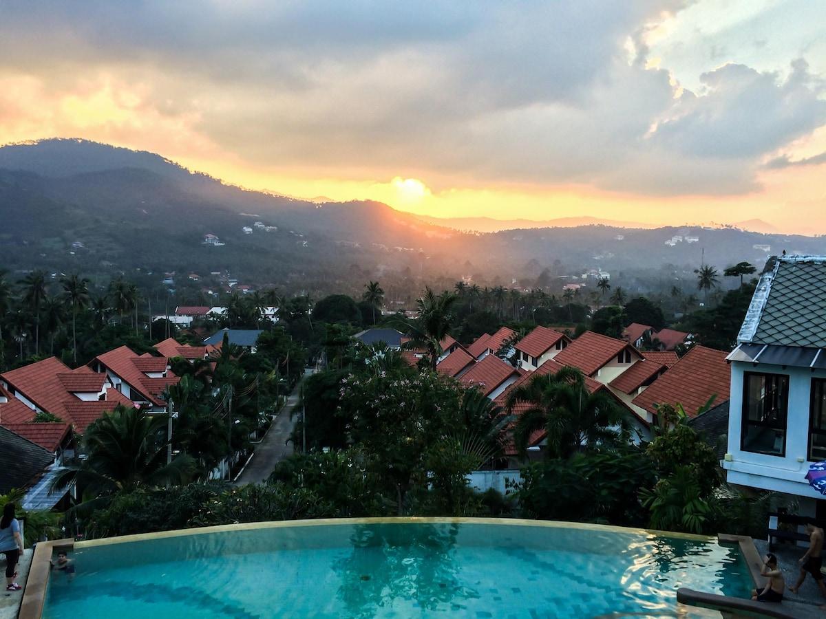Samui Hillside Village 2 bed 1 Bath