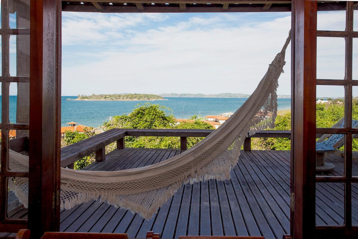 House, Buzios, Praia Rasa, Sea View