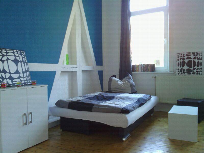Nettes 16 qm Zimmer