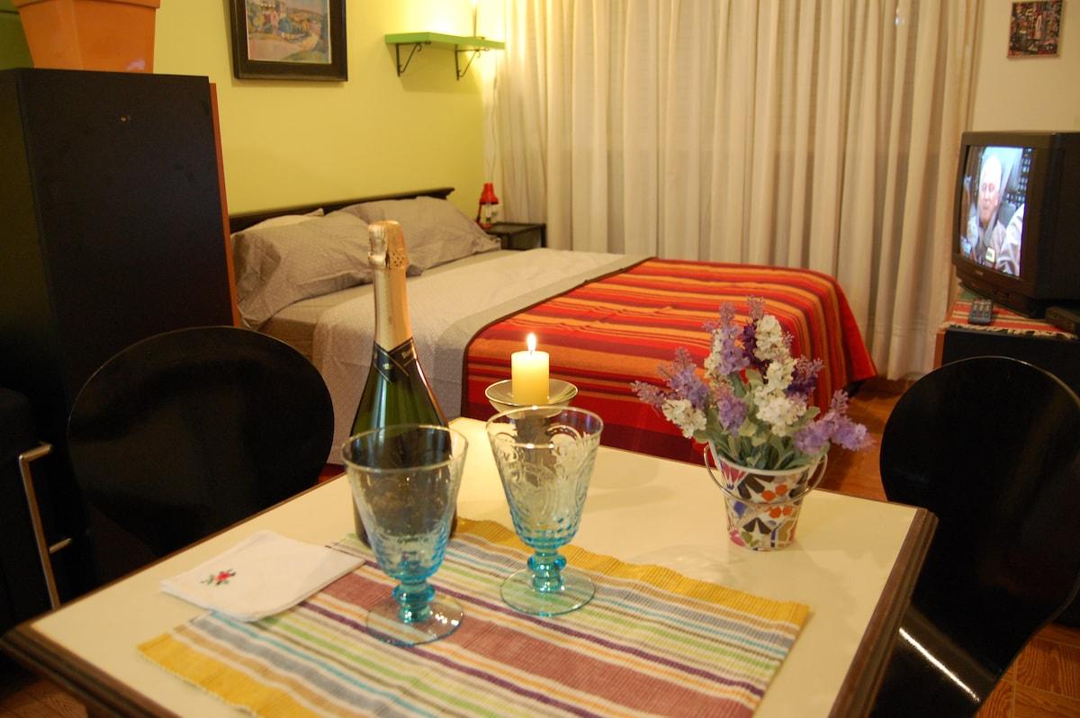 Apartamento en Avenida de Mayo 1260