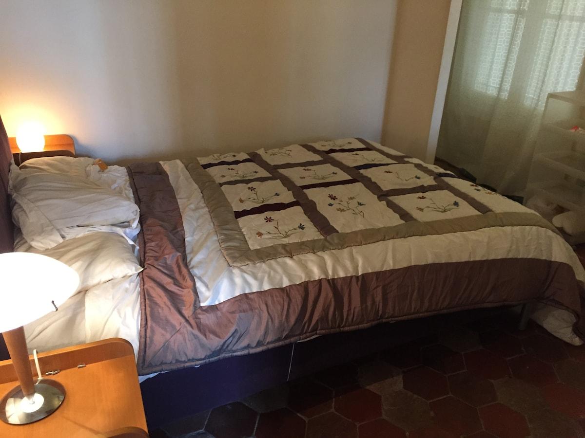 Sunny one bedroom in 5arr Paris
