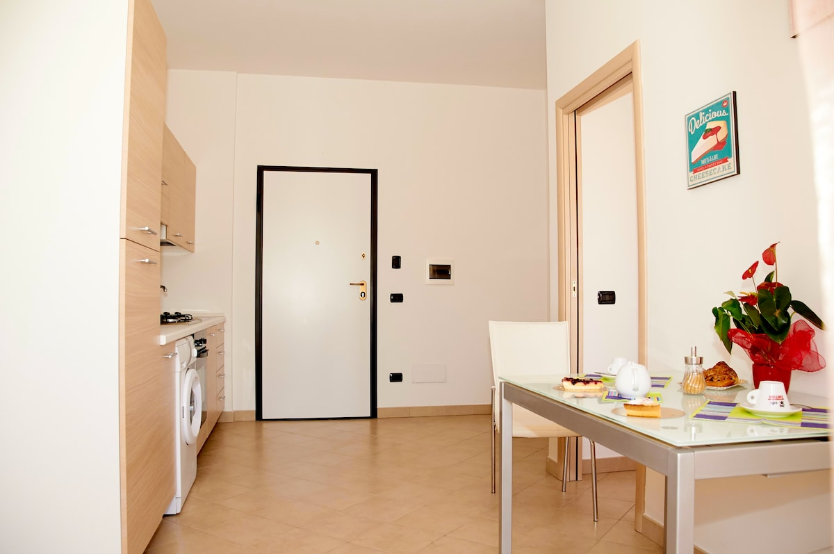 Beautiful rooms near to the beach