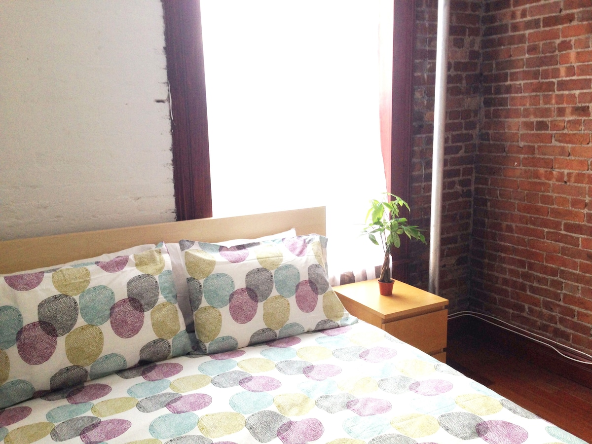Sunny 1 Bed in the heart of NYC