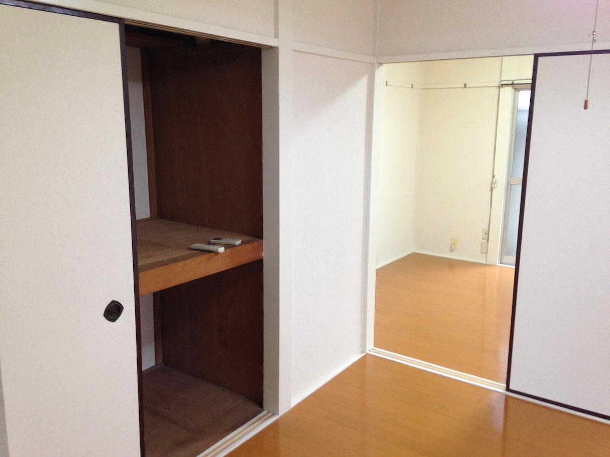 Central Tokyo/Cheapest Bed for you3