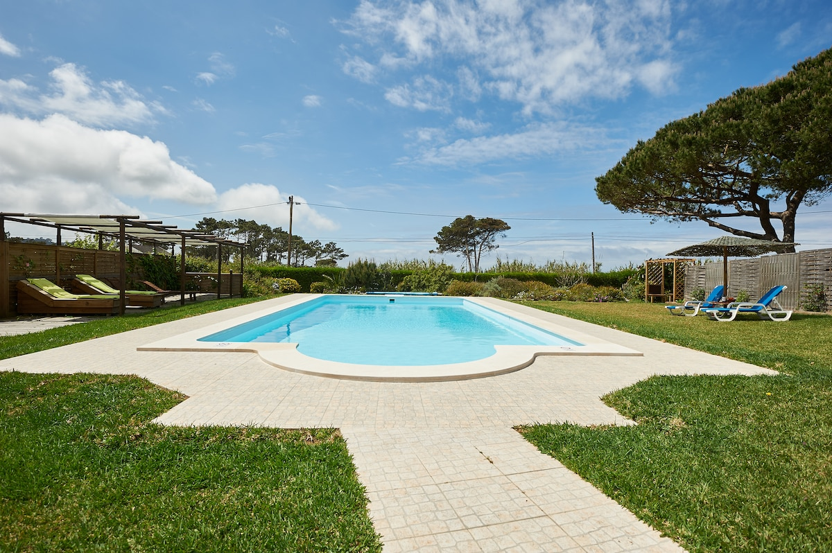 Villa 2 with private pool in Sintra