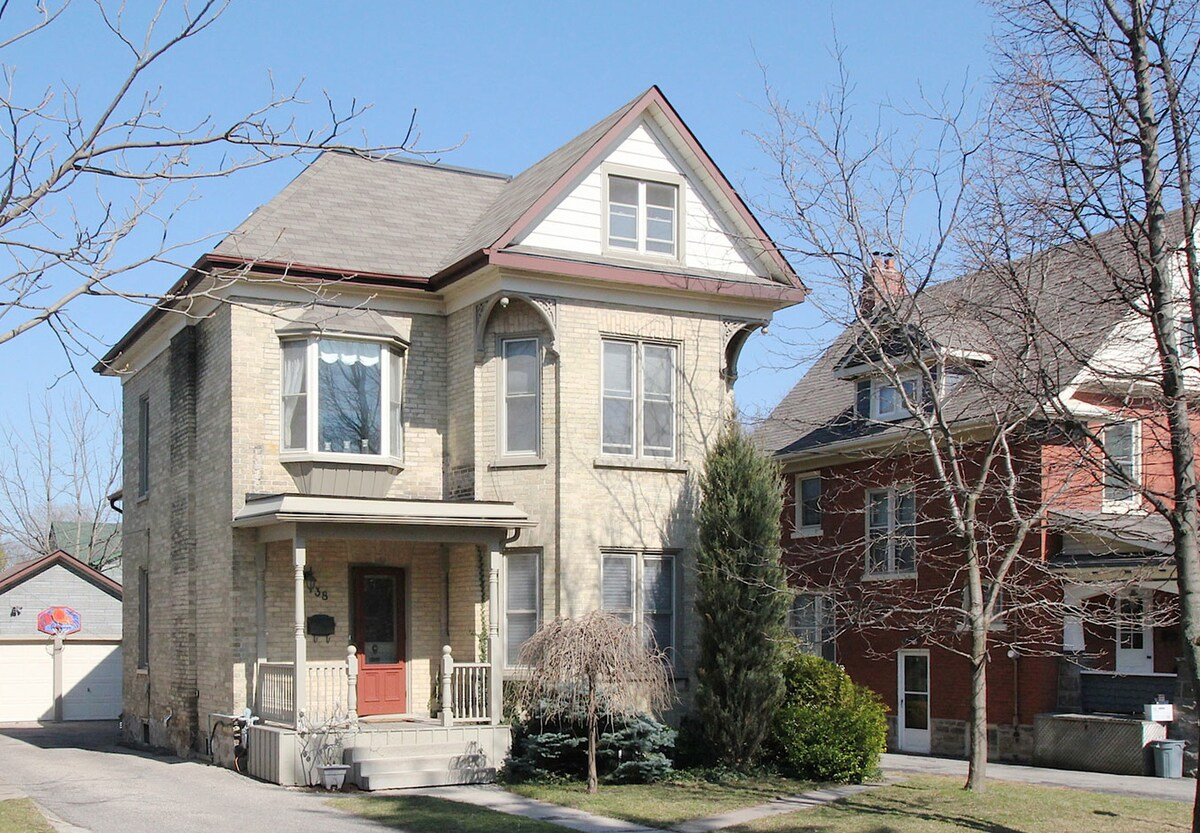 1 Bdrm Apt in Heart of Kitchener