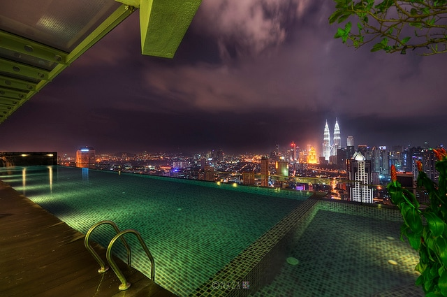 Great stay with  amazing KLCC view