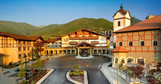 Zermatt Resort Villa Penthouse Unit