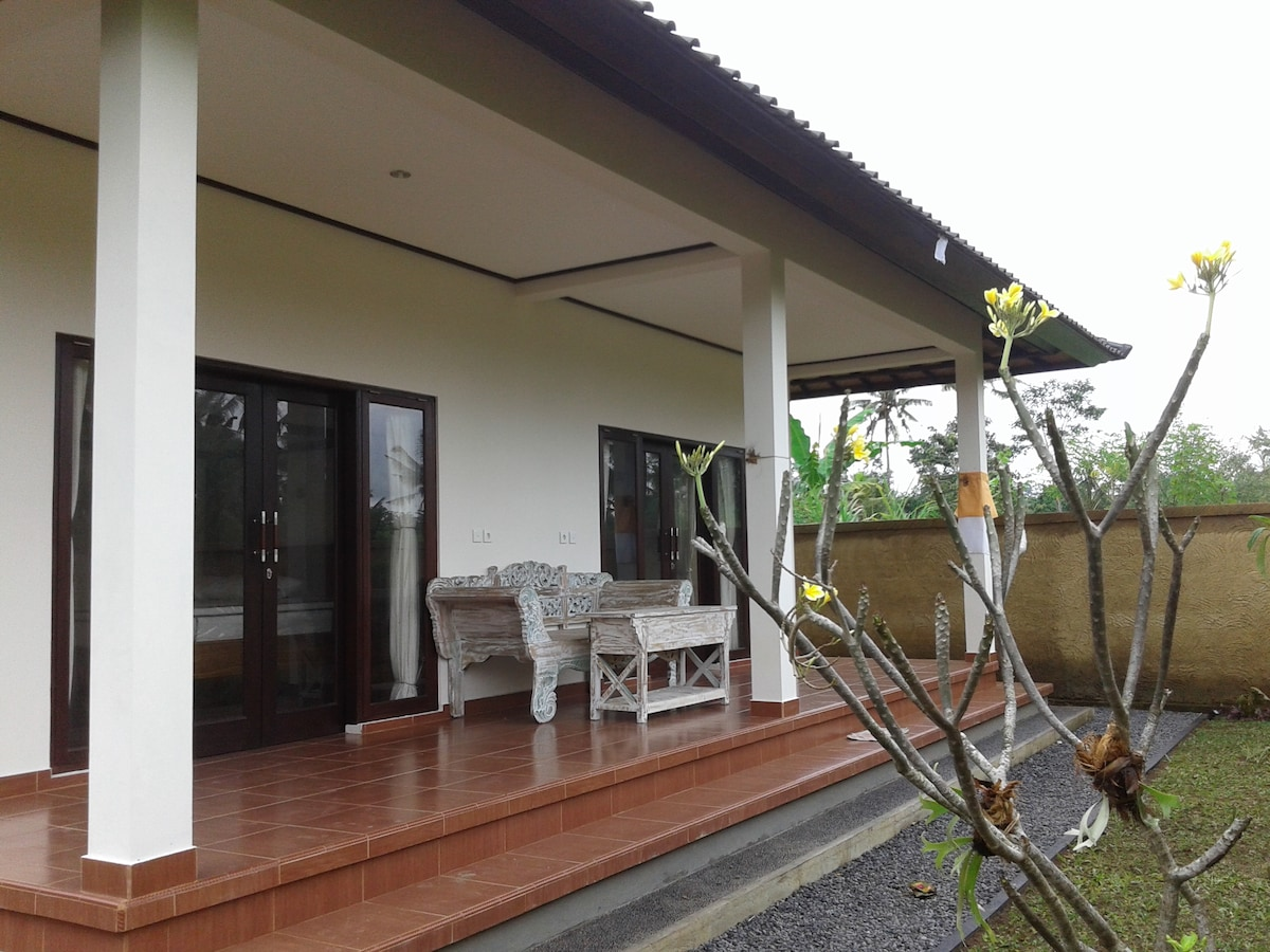 Private Two Bedroom House