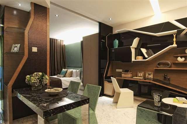 Luxury Resort Style Verve Suite KL
