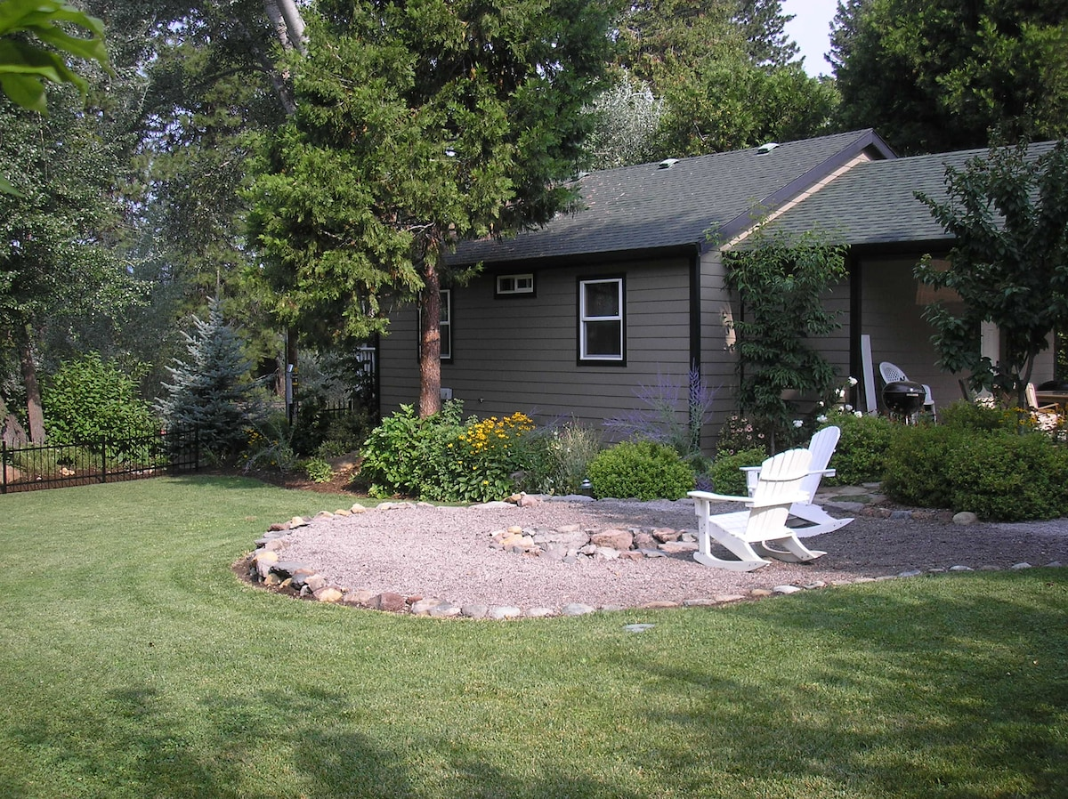Mount Shasta Cottage