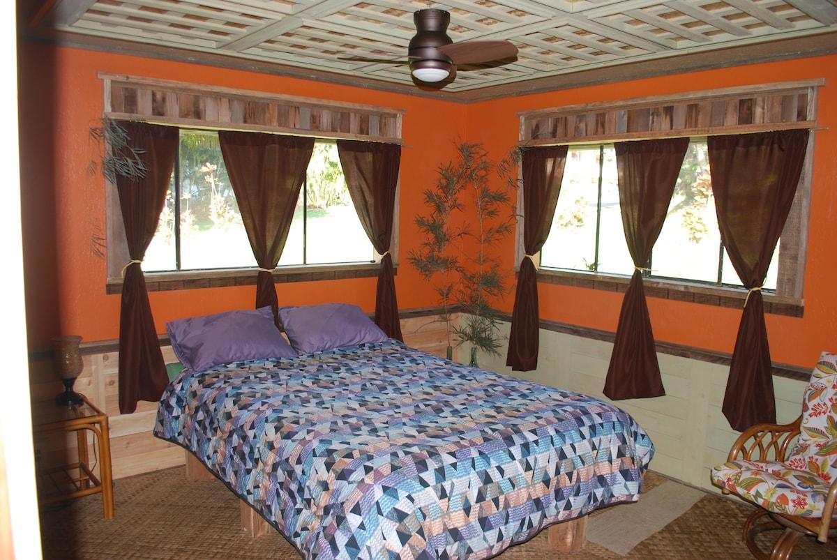 Orange Room on  Banana Farm