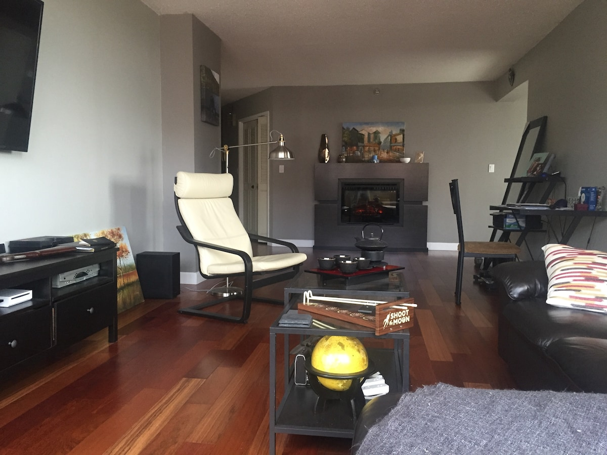 Large 1 BR Condo in Luxury HighRise