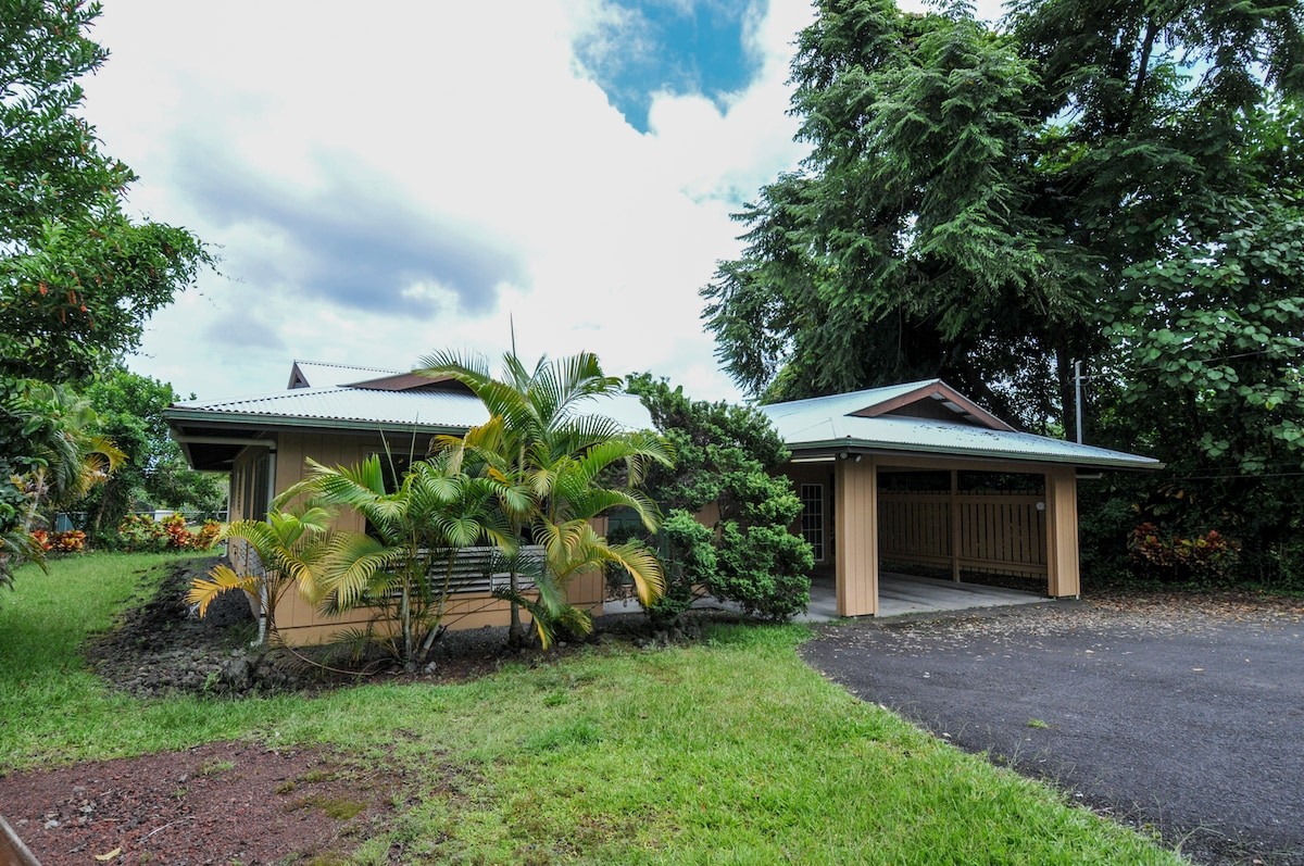 Cozy 2BD Single House in Paradise