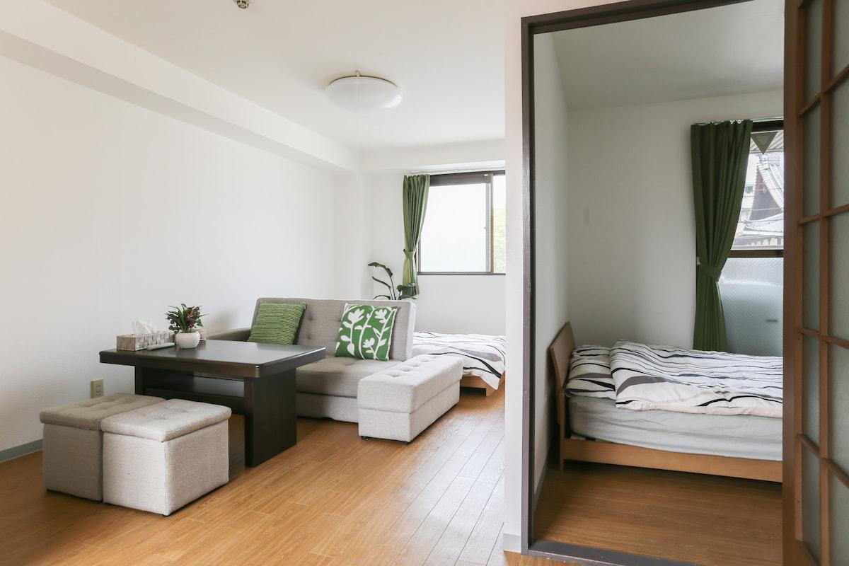 Gion area cozy Apt+MobiWIFI #10