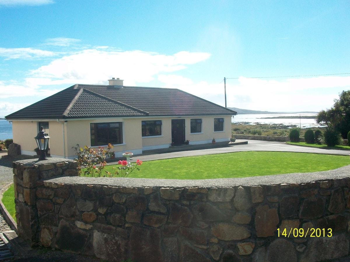 Seaside Home in Carna Connemara