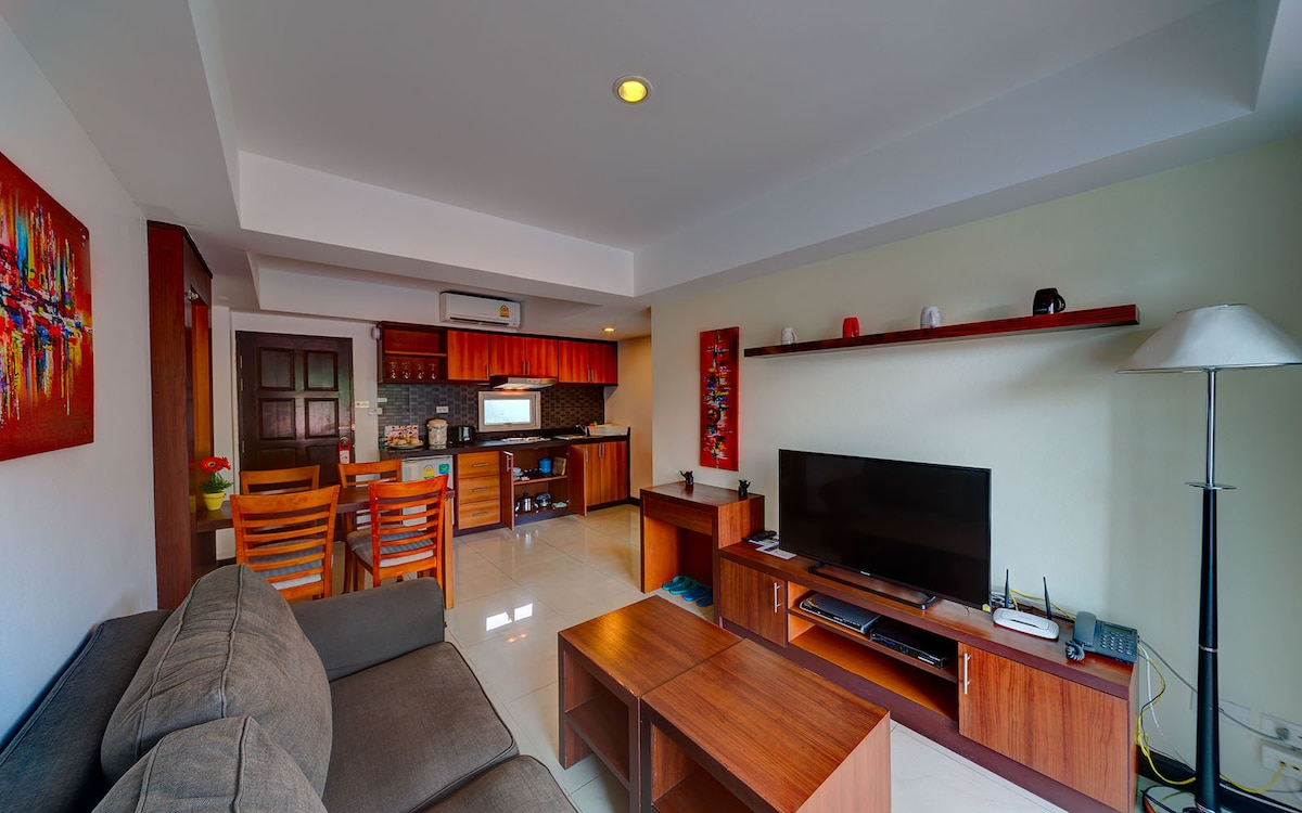 Quality 1 bed apartments in Ao Nang