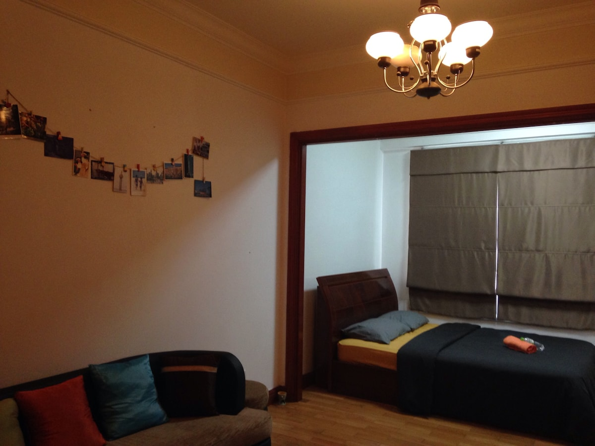 Cool private 1BR with swimming pool
