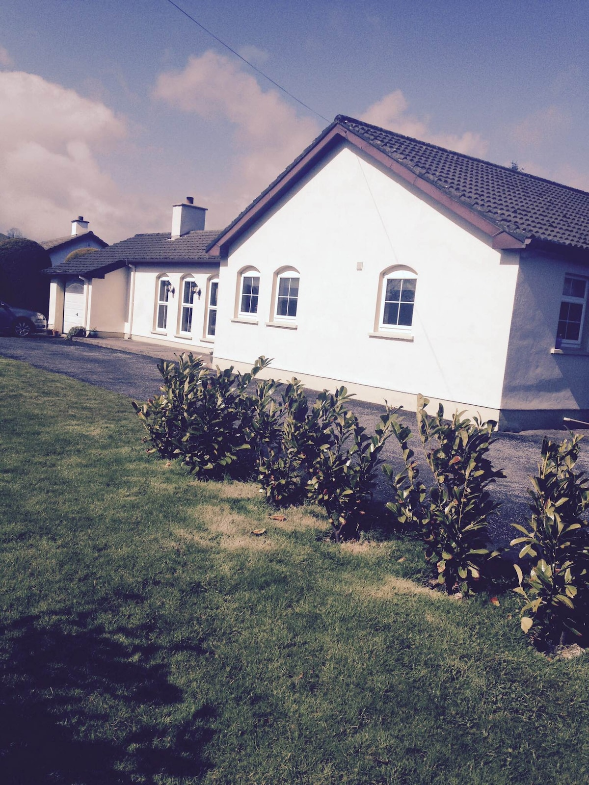 Double Ensuite Room in Donegal Town