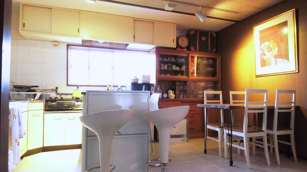 ++Cozy Woody Shared House Rm 202 ++