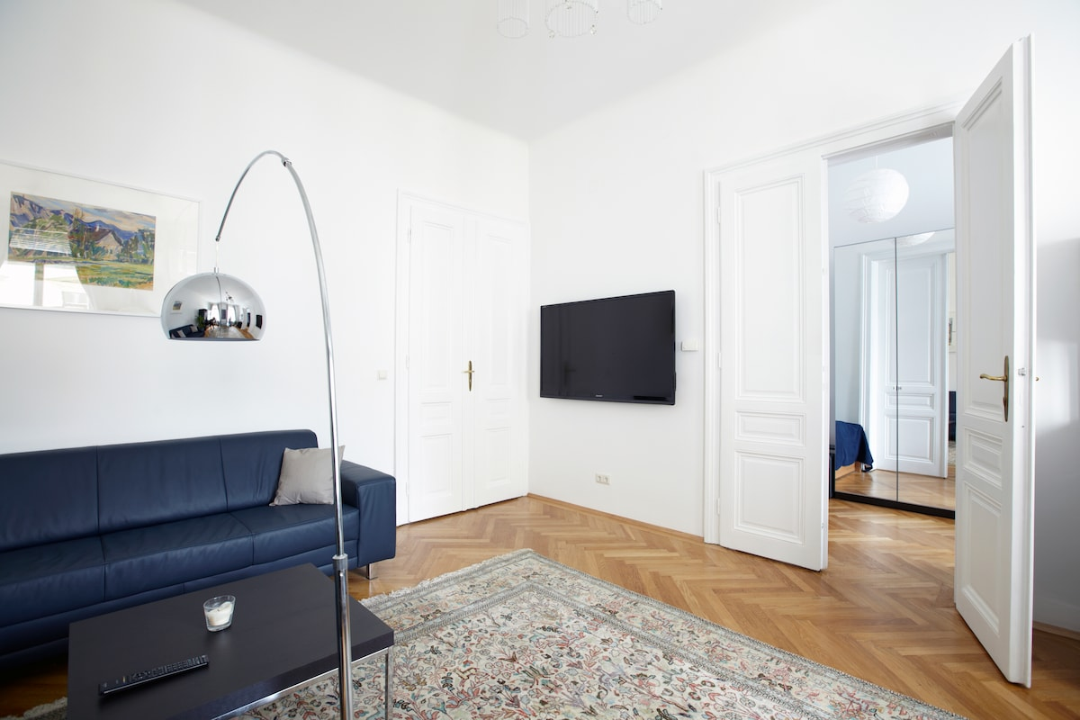 Viennese flair superbly located