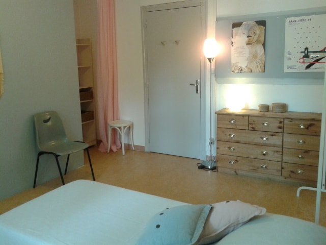 CHAMBRE 2 LITS SIMPLES