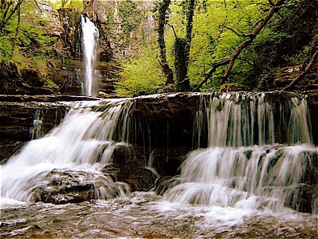 Forest, waterfalls ,mountain WIFI