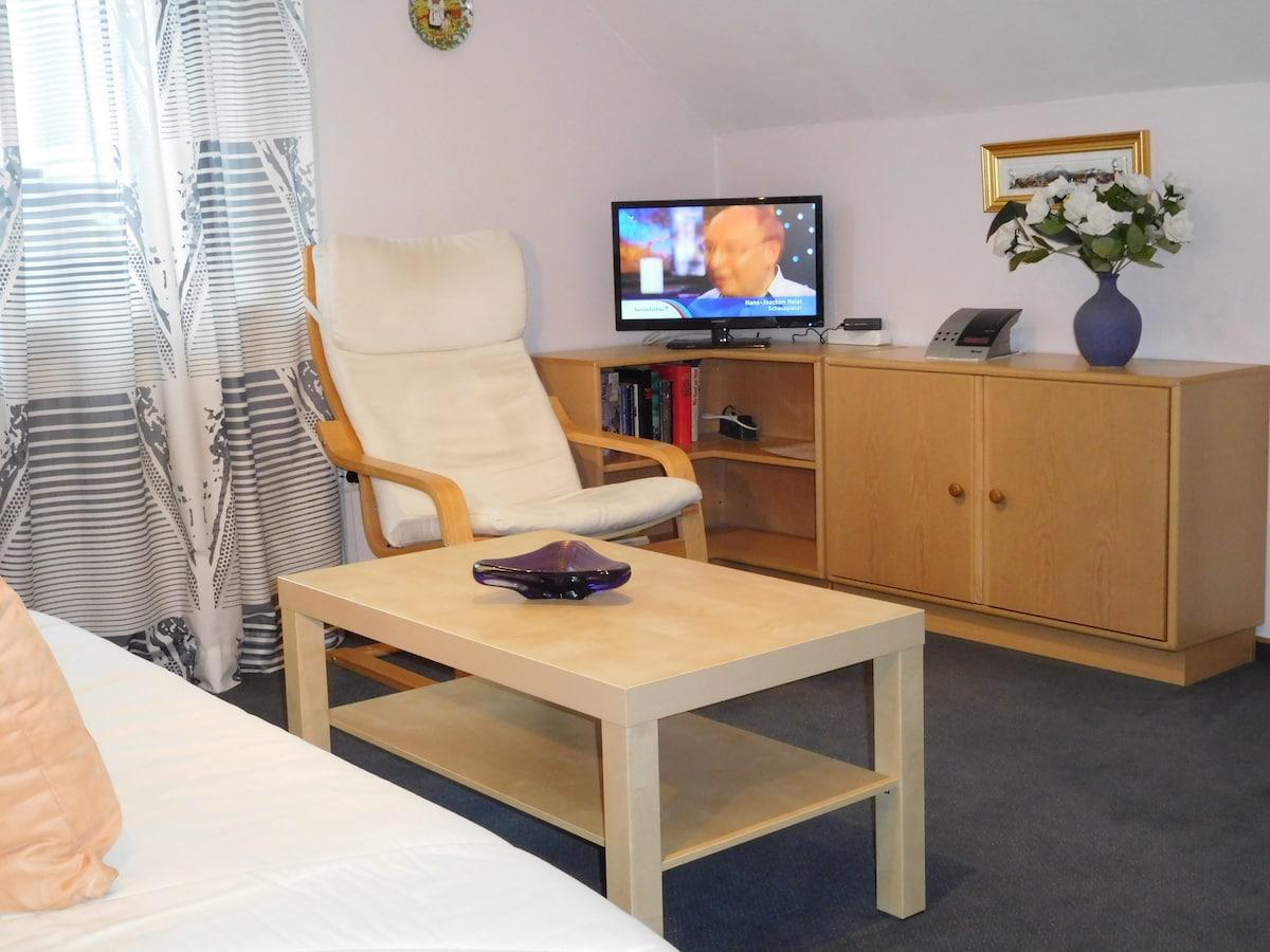 freundliches 2-Zimmer-Appartement