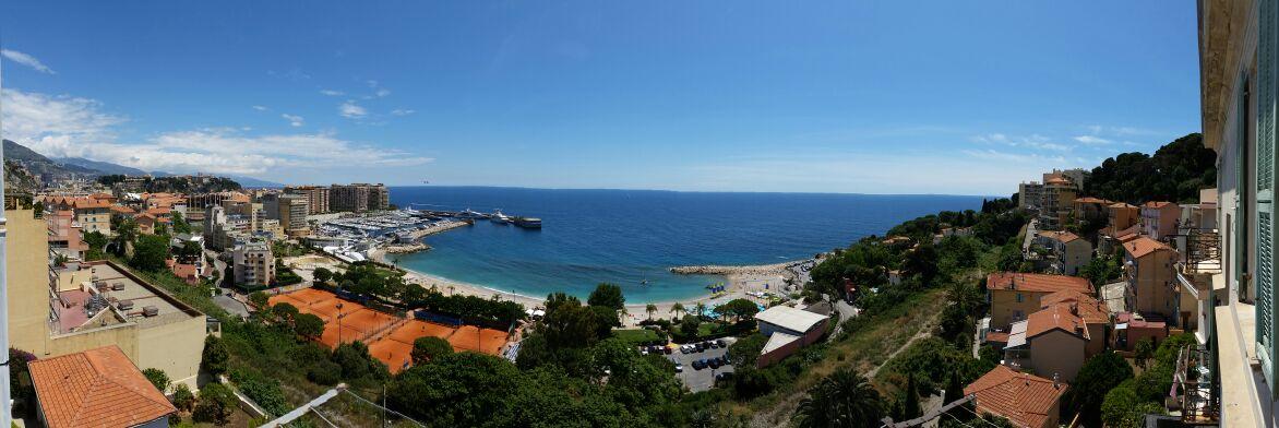Cap d'ail/Monaco borders apartment