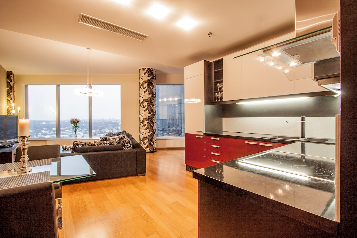 Cozy apartment in citycenter