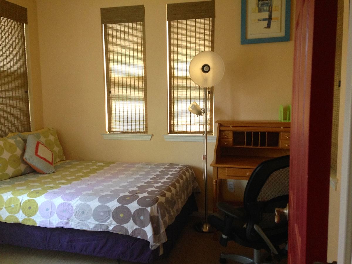 Private room with full size bed
