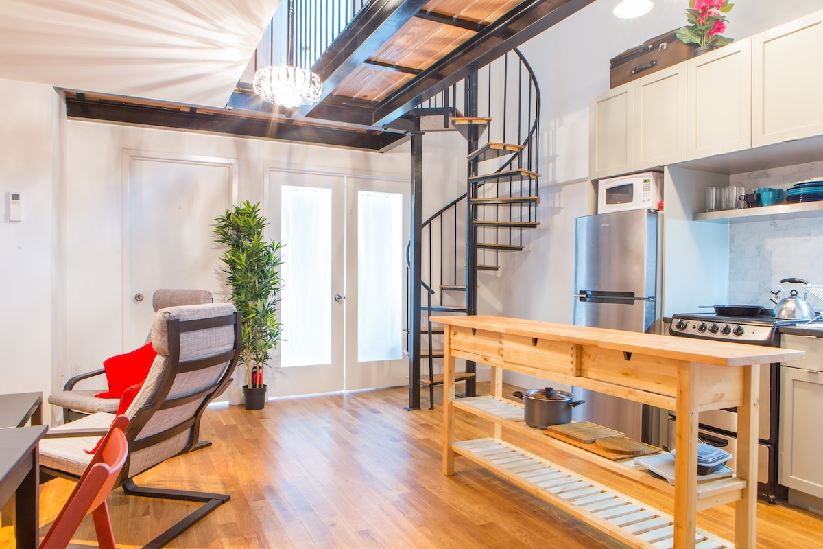 BUDGET LUX C CHARMING CLINTON HILL!
